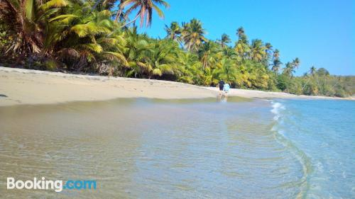 One bedroom apartment place in Vieques with terrace!.