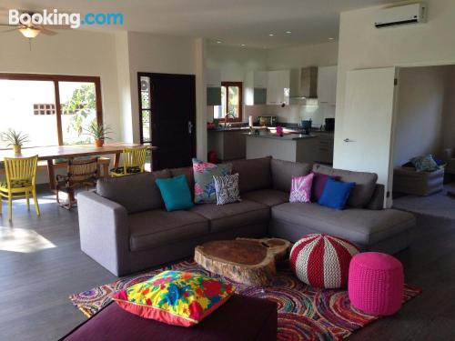 190m2. Giant apartment. Perfect for 6 or more