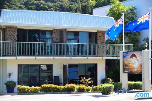 Perfect one bedroom apartment. Paihia from your window!