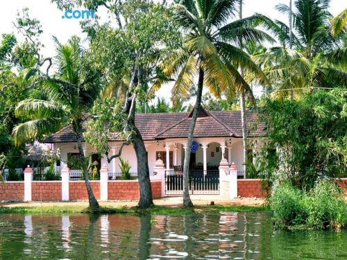 Apartment in Champakulam. For couples