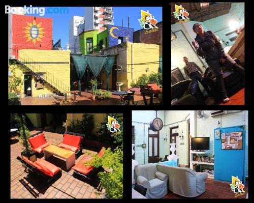 Apartamento en Buenos Aires con wifi