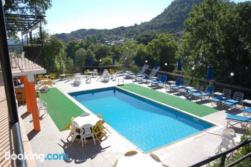 Home in Platres with swimming pool
