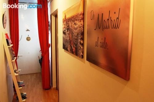 Apartamento con wifi en Madrid