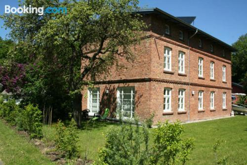 Apartamento con internet en Klausdorf Mecklenburg Vorpommern