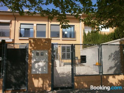 Apartamento para familias en Valencia ¡Con terraza!