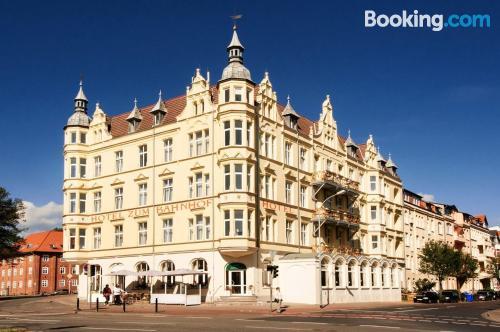 Place in Stralsund. Good choice!