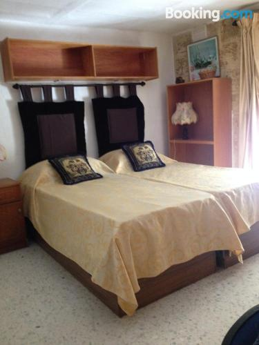 Place in Sliema with heating