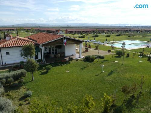 Apartment in Principina Terra with swimming pool