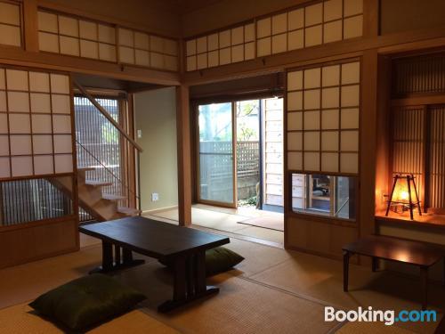 Apartamento con aire acondicionado en Kamakura