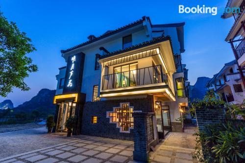 Apartamento de 40m2 en Guilin con aire acondicionado