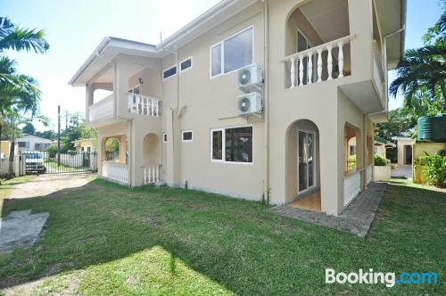 Home in Beau Vallon. Convenient for 6 or more