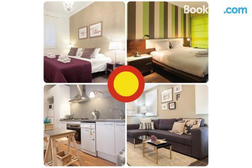 Huge apartment in Barcelona. 3 bedrooms!