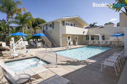 Home in Santa Barbara. Ideal!