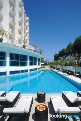 Apartamento con piscina en Alba Adriatica