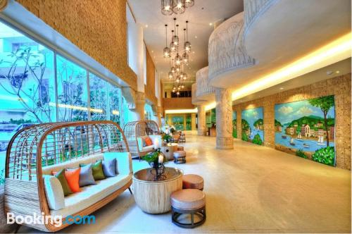 Place with terrace. Enjoy your pool in Patong Beach!