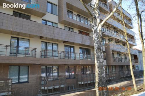 One bedroom apartment in Druskininkai with heating and wifi