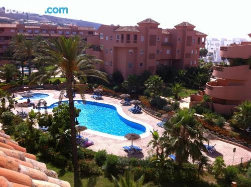 Gran apartamento en Almerimar ¡Con terraza!