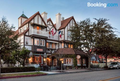 Incredible location in Solvang for two