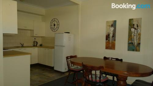 Apartment for 2 in Armidale. Convenient!
