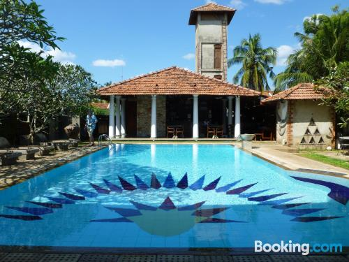 Home in Negombo with terrace
