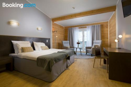 Petite home in Imatra for two