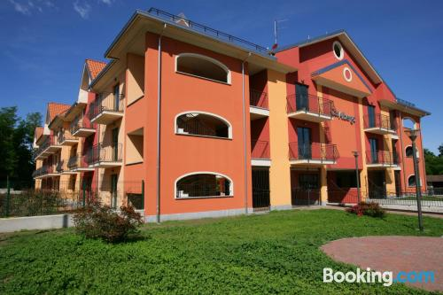 Place in Castelletto sopra Ticino for 2 people