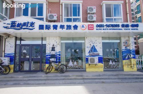 Apartamento en Weihai con internet
