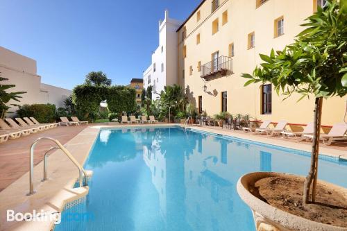 Apartment in El Puerto De Santa Maria. Be cool, there\s air-con!