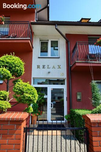 Apartamento bonito dos personas en Rewal