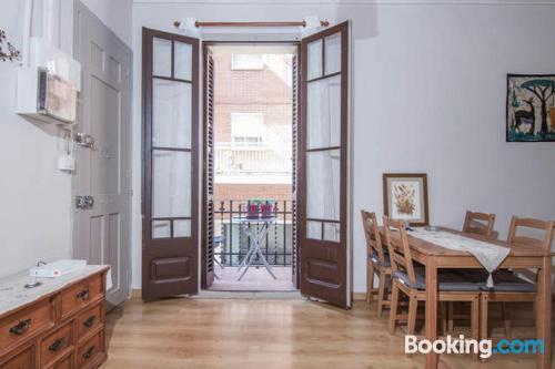 Apartamento en Barcelona. ¡Ideal!