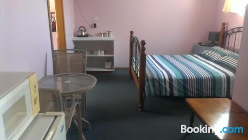 Terrace and wifi home in Bridport. Great for 1 person