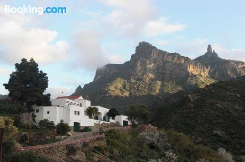 Zona increíble en Tejeda ¡Con terraza!