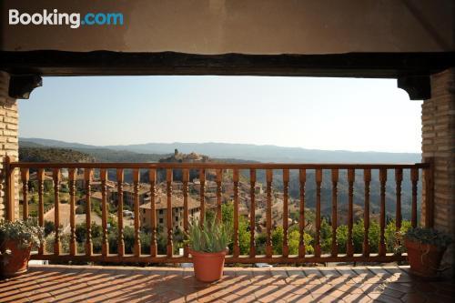 Cozy apartment in Alquézar in amazing location