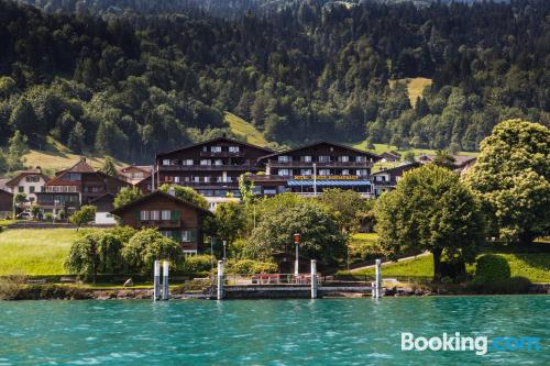 Homey home in Leissigen for couples