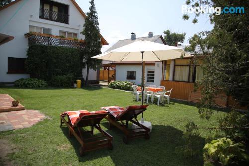 Apartamento con todo en Balatonboglár