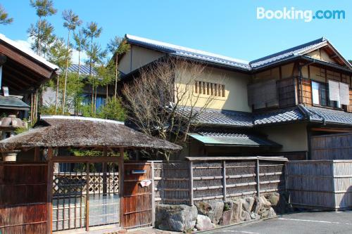 Apartamento en Kioto. ¡Aire acondicionado!