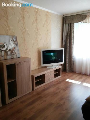 Apartamento en Polatsk con conexión a internet