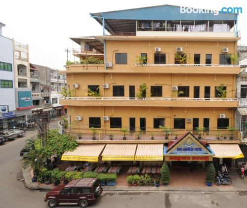 Home in Phnom Penh with terrace