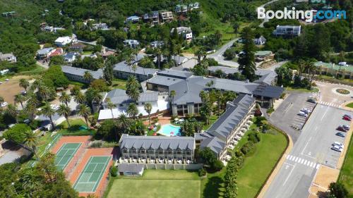 Appartamento con piscina e terrazza. 25m2!