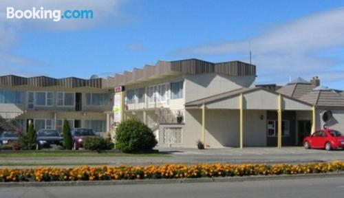 Place in Invercargill convenient for 2