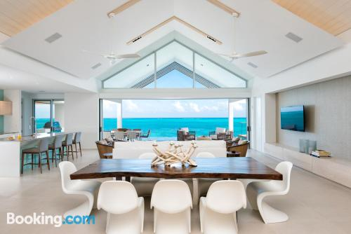 Place in Providenciales great for families