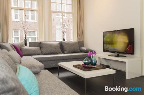 Apartamento en Amsterdam de tres dormitorios