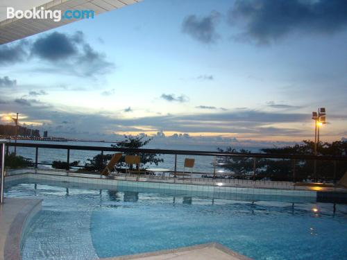Baby friendly apartment. Fortaleza is waiting!
