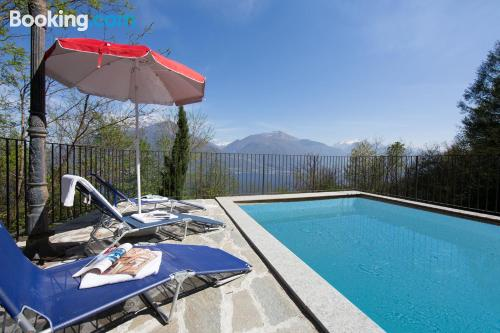 Apartment with terrace in best location of Pianello del Lario