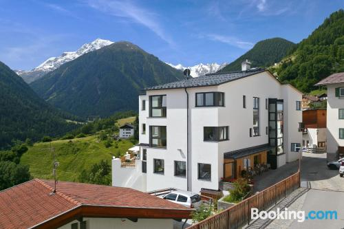 Downtown apartment. Stelvio is waiting!
