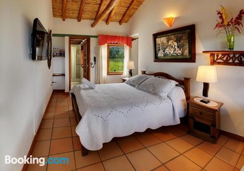 Villa de Leyva home. For couples