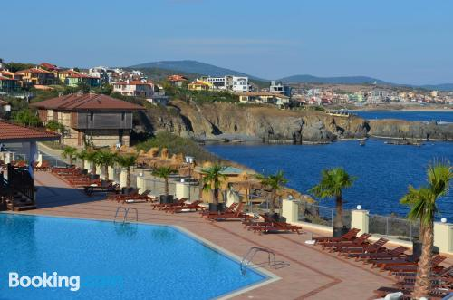 86m2 place in Sozopol with wifi and terrace