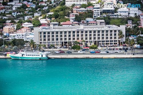 Apartamento de 30m2 en Charlotte Amalie. ¡Ideal dos personas!