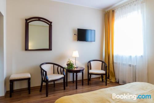 Home for couples in Piatra Neamt with wifi and terrace