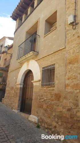 Comfortable apartment with two bedrooms. Great!
